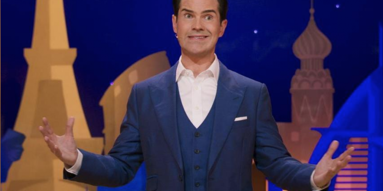 """Review: Jimmy Carr, """"The Best of Ultimate Gold Greatest Hits"""" on Netflix"""