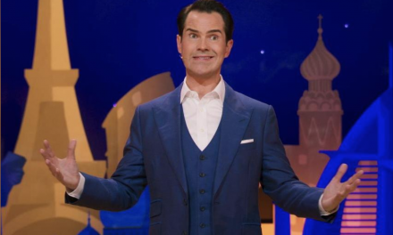 "Review: Jimmy Carr, ""The Best of Ultimate Gold Greatest Hits"" on Netflix"