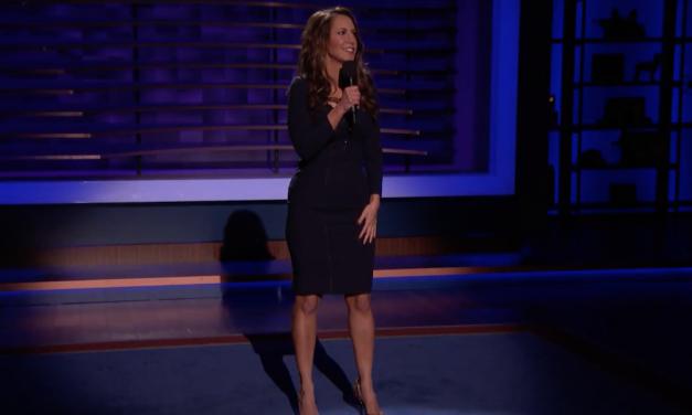 Rachel Feinstein on Conan