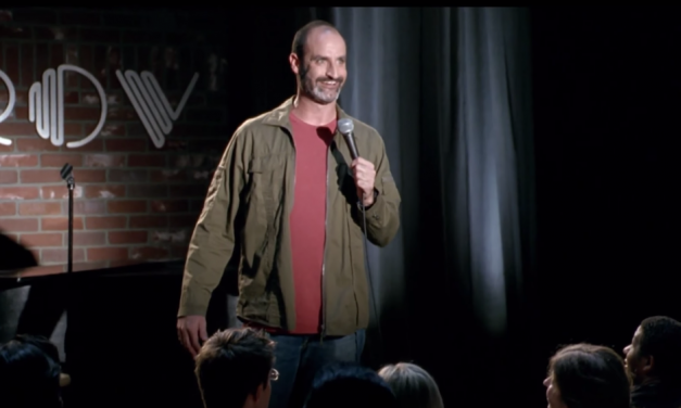 "Judd Apatow shares ""Funny People"" footage of Brody Stevens on Conan"