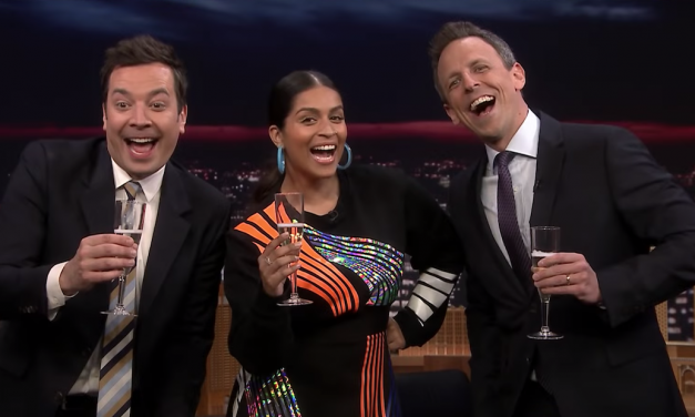Lilly Singh gets NBC's late-night gig vacated by Carson Daly