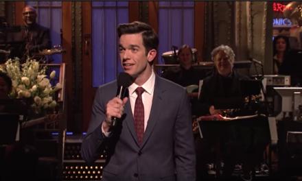 John Mulaney's very New York City episode of Saturday Night Live