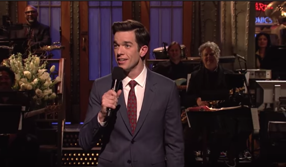 John Mulaney's very New York City episode of Saturday Night Live