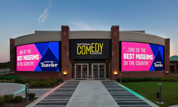 National Comedy Center in Jamestown has received formal designation as such by Congress