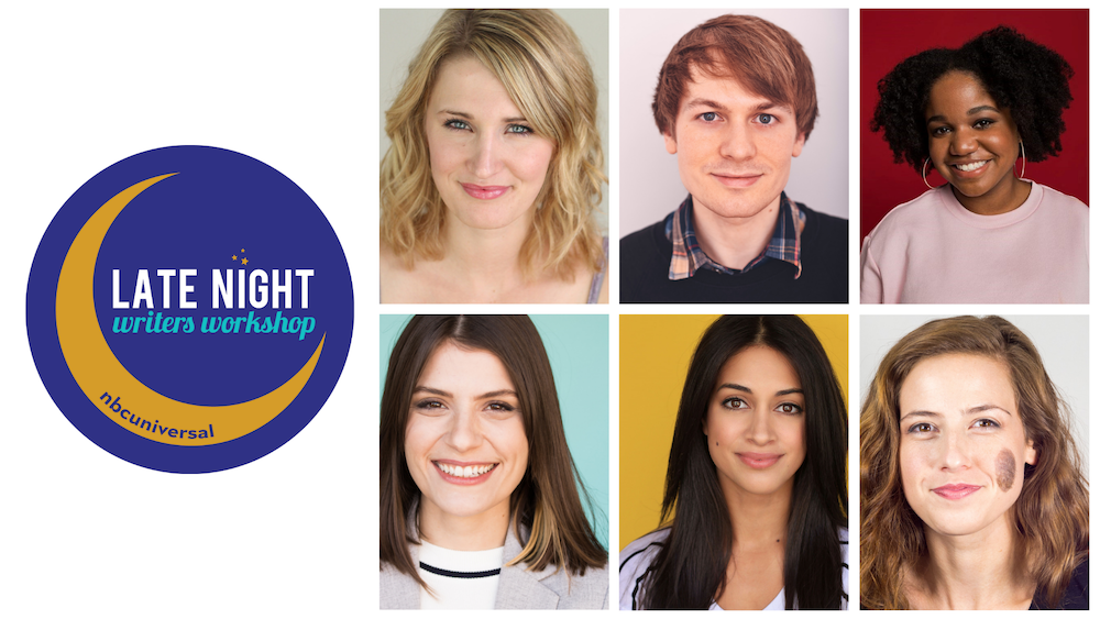 NBC's Late Night Writers Workshop class of 2019