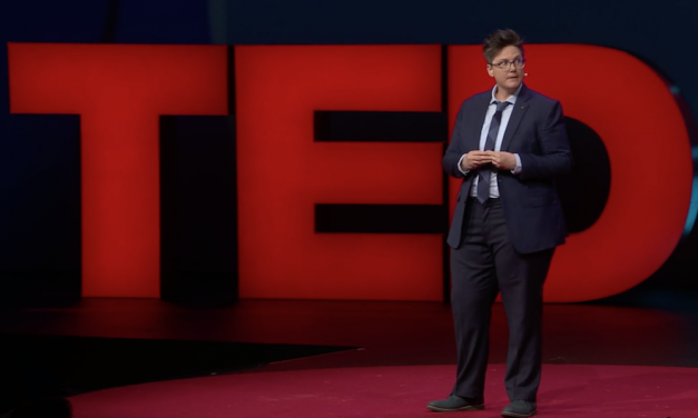 "Hannah Gadsby's TED Talk 2019: ""How I Broke Comedy"""