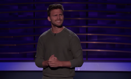 Jon Rudnitsky on Conan