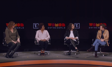 Judy Gold, Wanda Sykes, Jenny Hagel and Cameron Esposito take on what's acceptable in joke telling in 2019 (Women in the World Summit)