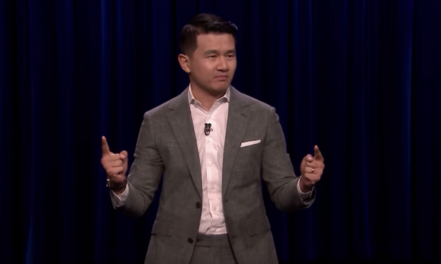 Ronny Chieng on The Tonight Show Starring Jimmy Fallon
