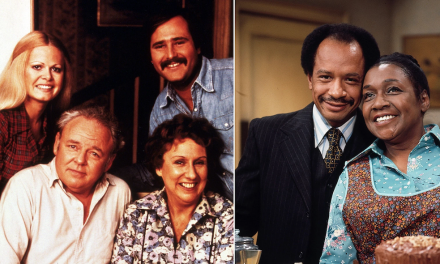 Jimmy Kimmel and Norman Lear will stage all-star re-enactments of All in the Family and The Jeffersons