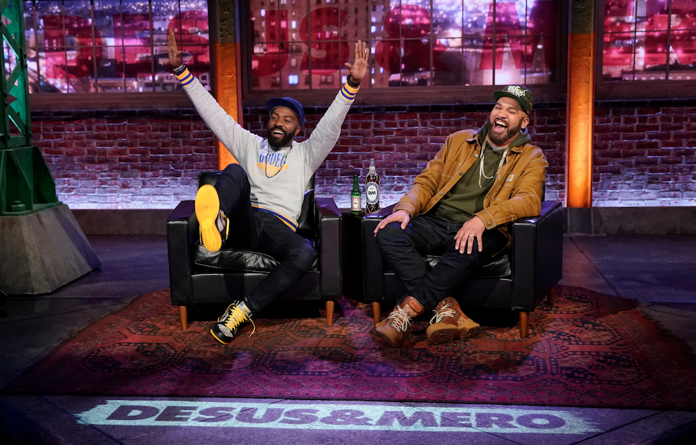 Showtime adding second weekly episodes of Desus and Mero for summer 2019