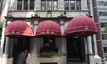 The Friars Club looks to rebound from series of financial miscues