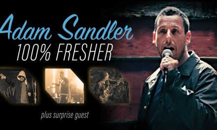 Adam Sandler announces new tour dates for June 2019