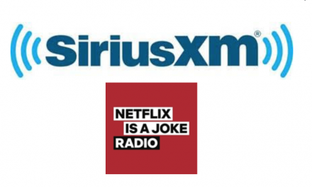 SiriusXM launching Netflix comedy radio station
