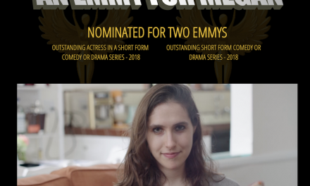 "Megan Amram's ""An Emmy For Megan"" returns for a second season of award trolling"