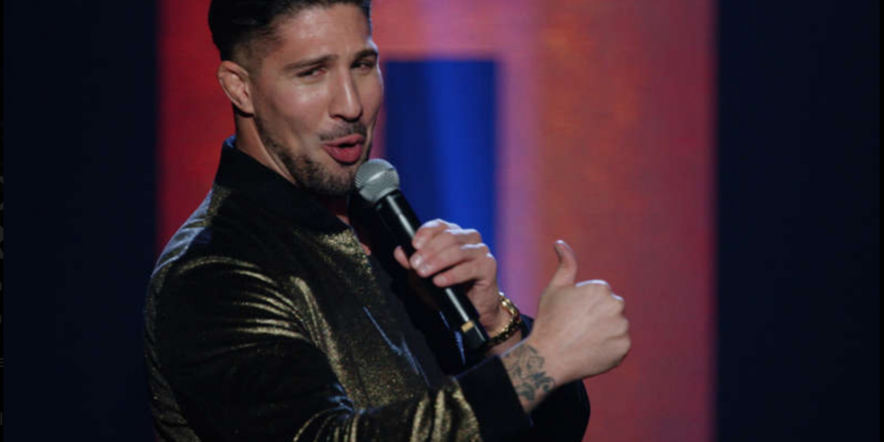 """Review: Brendan Schaub, """"You'd Be Surprised"""" on Showtime"""