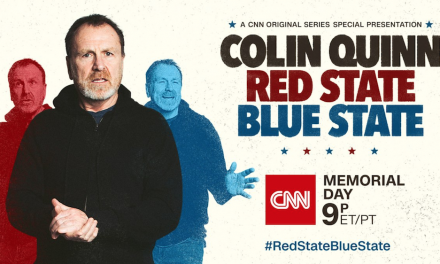 """Colin Quinn's """"Red State Blue State"""" special will premiere Memorial Day on CNN"""