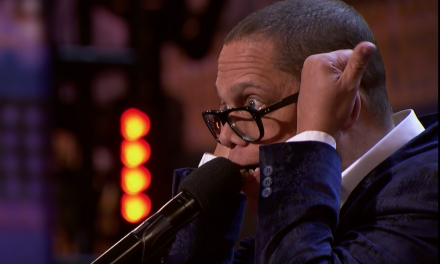 Greg Morton auditions for America's Got Talent 2019