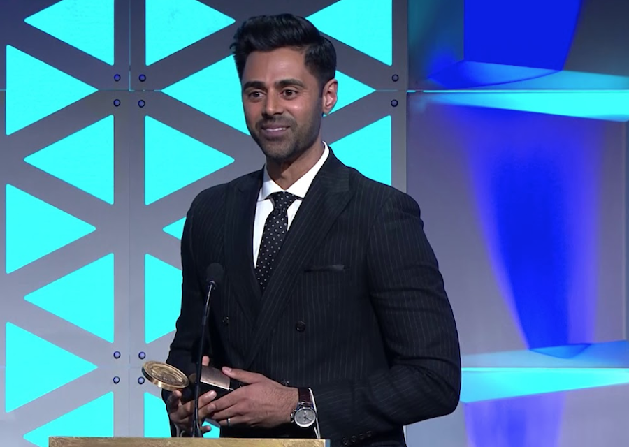 Hasan Minhaj will host a TV special for the Peabody Awards on FX