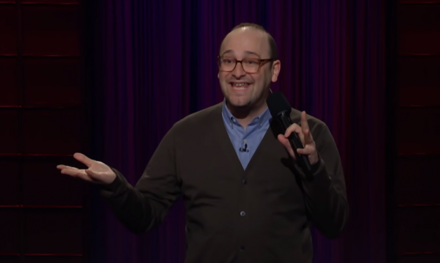 Josh Gondelman on The Late Late Show with James Corden