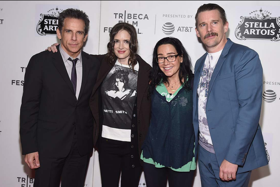 """Watch the """"Reality Bites"""" reunion from the 2019 Tribeca Film Festival"""