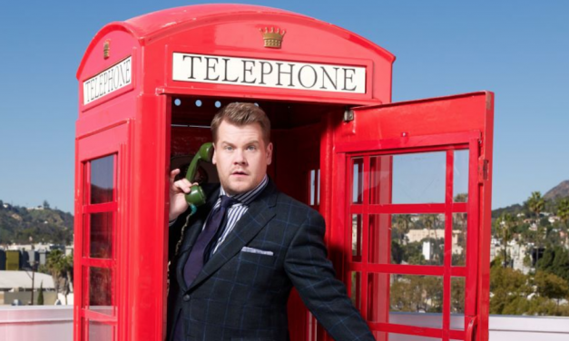 The Late Late Show with James Corden heading back to London in June 2019