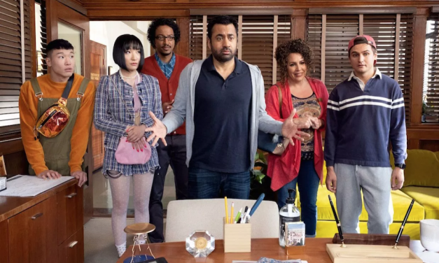 "NBC orders ""Sunnyside"" sitcom with Kal Penn and co-starring comedians Joel Kim Booster and Moses Storm"