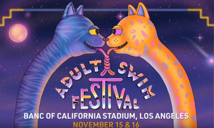 Adult Swim plots two-day festival for Los Angeles in November 2019