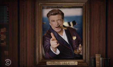 Comedy Central will roast Alec Baldwin in 2019