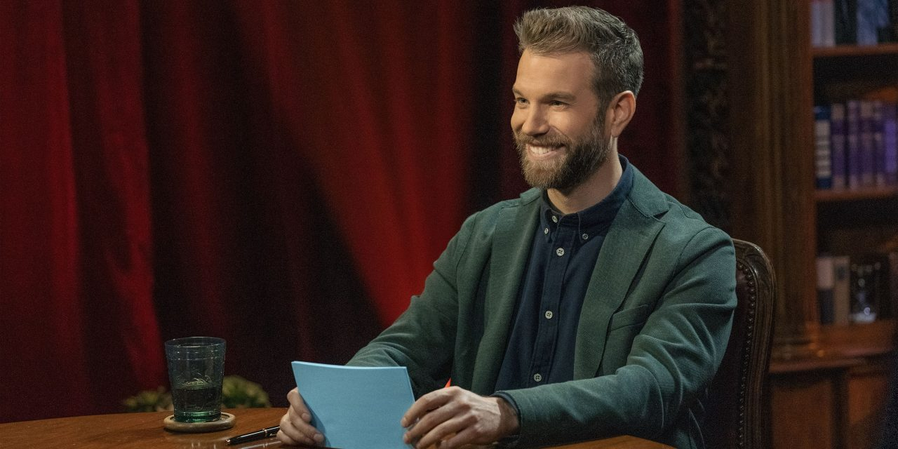Anthony Jeselnik back hosting a new series on Comedy Central: Good Talk!