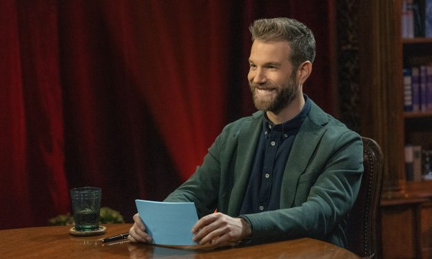 Anthony Jeselnik back hosting a new series on Comedy Central: Good Talk!