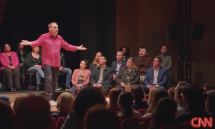 """Review: Colin Quinn, """"Red State Blue State"""" on CNN"""
