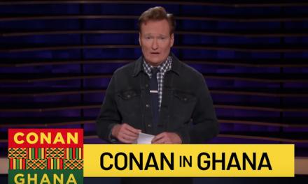 Sam Richardson will join Conan O'Brien for Team Coco trip to Ghana