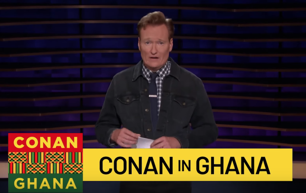 Sam Richardson will join Conan O'Brien for Team Coco trip to Ghana