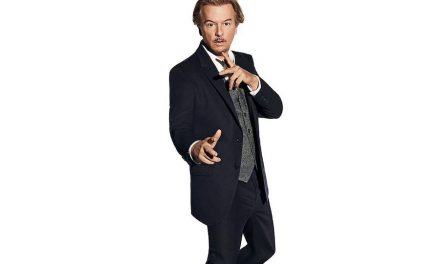 """Lights Out with David Spade"" premieres July 29, 2019, on Comedy Central"