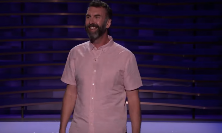 Matt Braunger on Conan