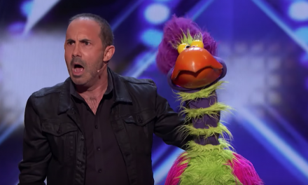 Michael Paul auditions for America's Got Talent 2019