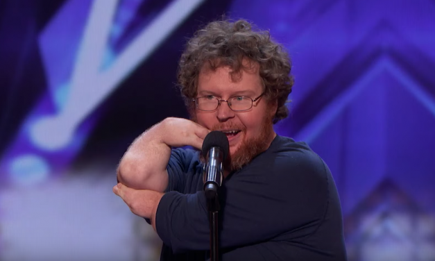 Ryan Niemiller auditions for America's Got Talent 2019