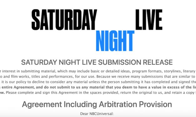 What you need to know if you want to submit writing samples to Saturday Night Live