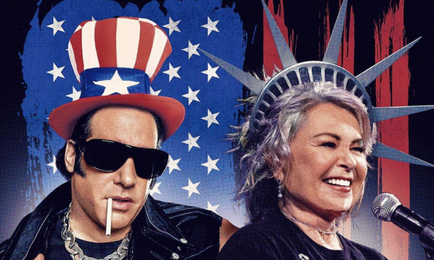 "Andrew Dice Clay announces ""Mr. and Mrs. America"" comedy tour with Roseanne Barr for fall 2019"