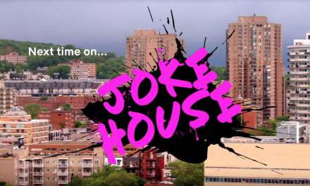 """""""Joke House"""" is the parody of """"Last Comic Standing"""" you didn't know you needed"""