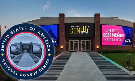 Netflix, Marty Callner adding The Hall to National Comedy Center in 2020