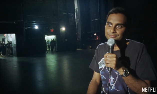 "Reviewing the reviews of Aziz Ansari's ""Right Now"" on Netflix"