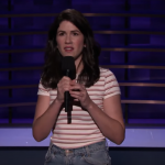 Becky Lucas on Conan