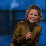 Candice Thompson on The Late Show with Stephen Colbert