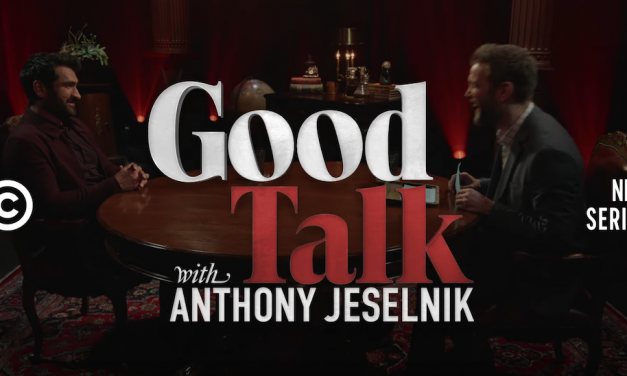 Watch the trailer to Good Talk with Anthony Jeselnik on Comedy Central