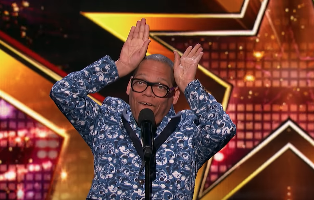"Watch Greg Morton perform on ""Judges Cuts"" episode of America's Got Talent 2019"