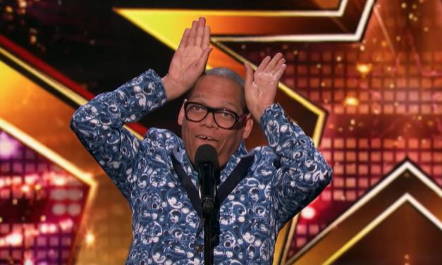 "Watch Greg Morton perform on ""Judges Cuts"" episode of America's Got Talent 2019"