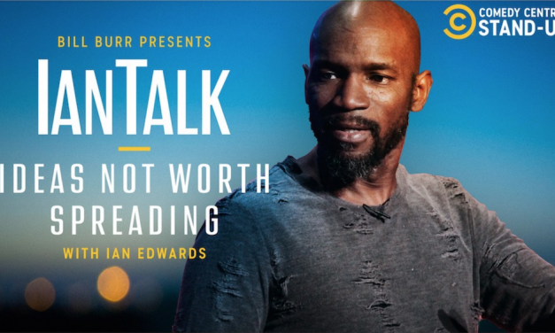 """Review: """"Bill Burr Presents IanTalk: Ideas Not Worth Spreading"""" on Comedy Central"""