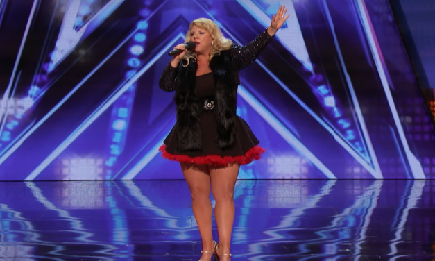 Kara with a K auditions for America's Got Talent 2019